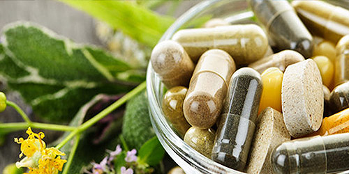 Traditional Vitamin Supplements