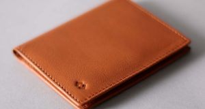 mens leather card wallet singapore