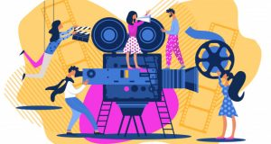 watching movies provide good health